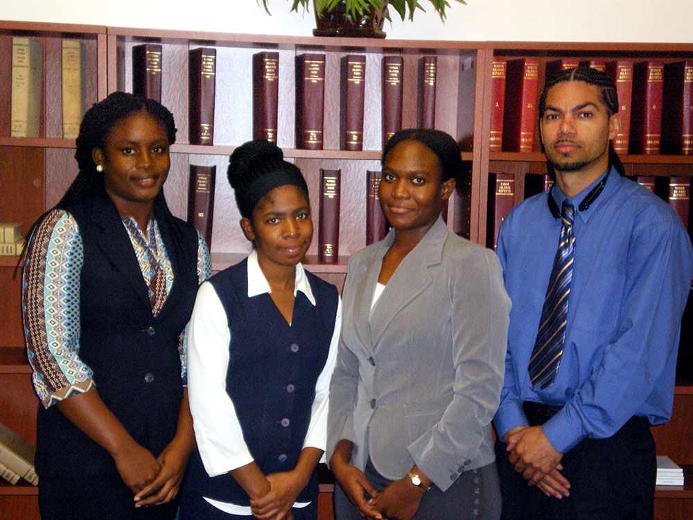 VI Inspector General's Office Welcomes Four New Employees